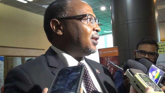 Le Dr Musango : «L'OMS évaluera le vaccin le plus efficace à la fin de novembre»