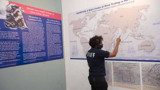 Musée de l'esclavage : préparation du lancement de la deuxième phase du projet