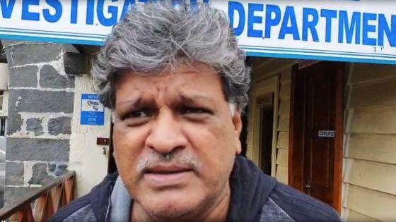 Salim Muthy interrogé au CCID sur un «post» concernant la Maubank sur Facebook, voici ses explications