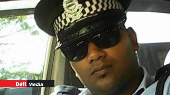 Le policier Shashi Mutty décède dans un accident de la route : «Il nous manquera», confie un de ses amis