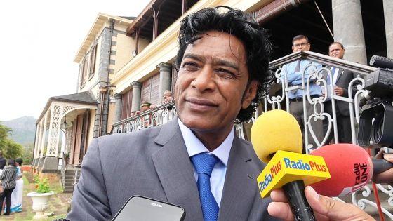 Nando Bodha : «C'est un cadeau politique de pouvoir servir le pays»