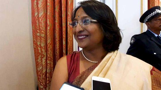 Naveena Ramyead, Chief Whip du GM : «Je suis sûre qu'il y a des professionnels au Parlement et que le respect va primer»