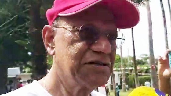 Navin Ramgoolam en mode sport : «Mo ankor fit !»