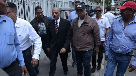 Coffres-forts de Navin Ramgoolam : le procès rayé par la Cour intermédiaire