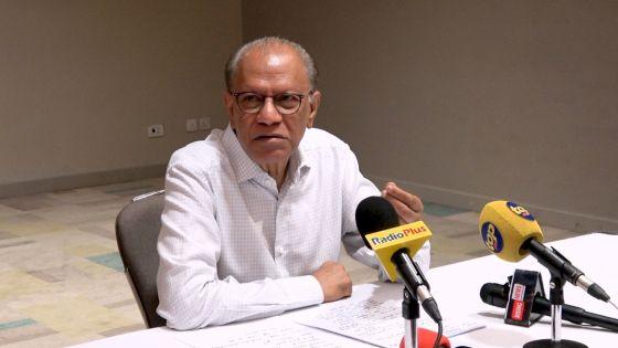 Rassemblement de l'opposition le 13 février : «Bizin fer sa gouvernman la ale», dit Ramgoolam