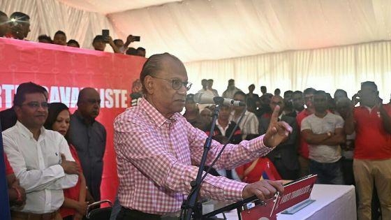 «Apre zot met mo mem deor» : Ramgoolam rappelle que c'est à son initiative que l'entente de l'opposition a été lancée