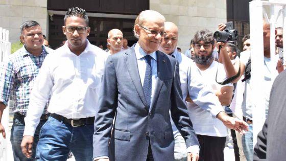 Affaire des coffre-forts : rejet de la motion de Ramgoolam pour la suspension du procès