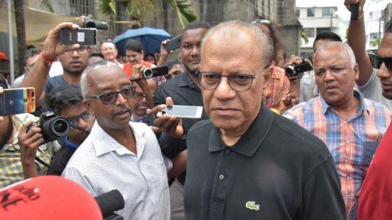 Navin Ramgoolam : «Dan mo gouvernma mo pa krwar dan partaz Prime ministership, pa existe sa »