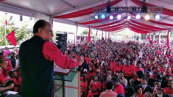 Ramgoolam :«Rakesh Gooljaury, le Judas de l'île Maurice par excellence»