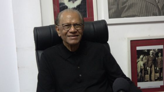 Où Navin Ramgoolam se portera candidat ? : «Mo krwar dimoune deza ena ene indikasyon, mo p ale dan sa direksyon la»
