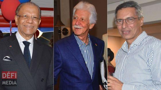 Rencontre entre Ramgoolam, Bérenger et Duval ce samedi