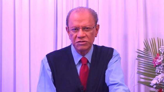 Manifeste électoral du PTr : Ramgoolam invite les internautes à formuler leurs propositions