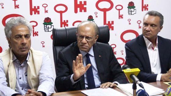 Ramgoolam sur le coronavirus : «Air Mauritius aurait déjà dû suspendre ses vols sur la Chine»