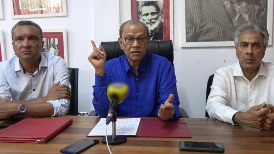 Coups de feu mortels : Ramgoolam parle de mort « suspecte » de Fakhoo