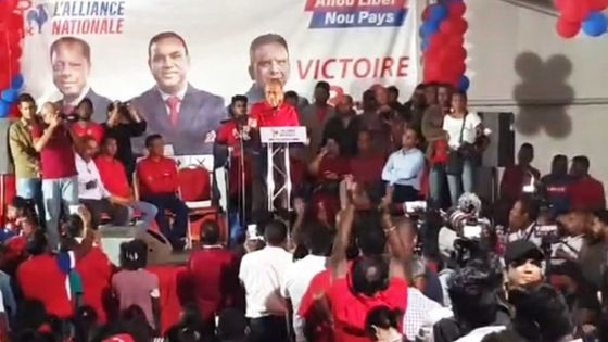 Triolet : suivez en direct le meeting de l'Alliance Nationale