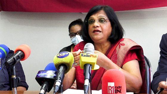 Campagne de vaccination anti-covid-19 : Neena Ramdenee du MP évoque un « gros problème de communication »