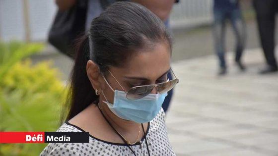 Enquête judiciaire : Neeta Nuckchedd toujours souffrante