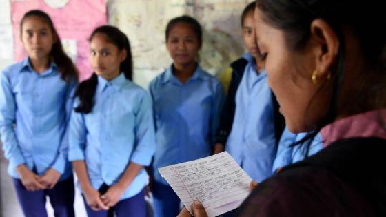 Au Népal, l'amour pousse les adolescents à fuguer pour se marier