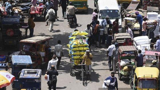 New Delhi confinée pour une semaine à compter de lundi soir