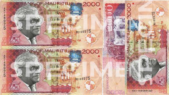 Banque de Maurice : Un jeune faussaire pris la main dans le sac
