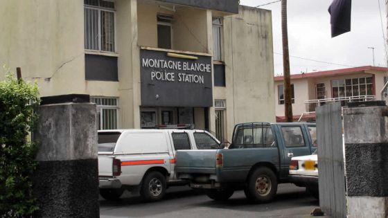 Une discussion autour de la politique dégénère : quatre personnes suspectées,dont un policier