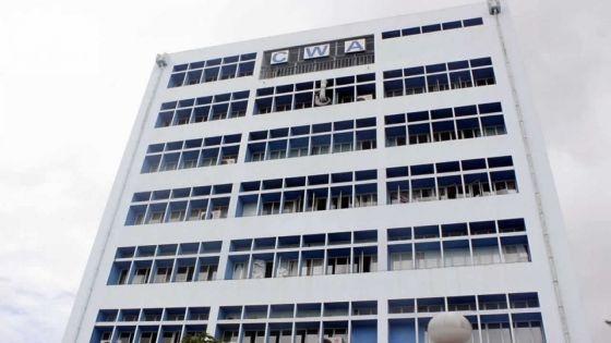 La CWA investit Rs 752 millions dans six projets