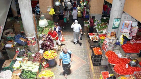 Pluies torrentielles : légère incidence sur les prix des légumes