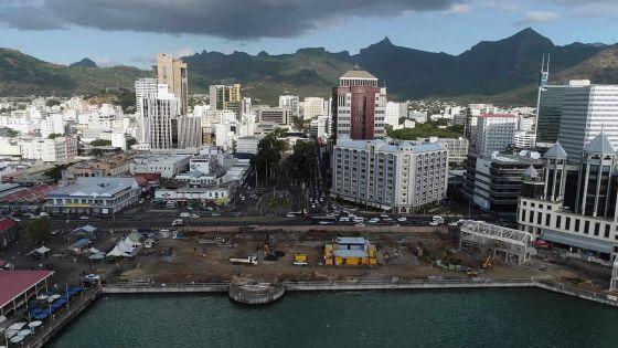 La deuxième phase des rénovations du Caudan Waterfront enclenchée