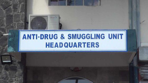 Saisie d'héroïne : le contact local du Nigérian épinglé par l'Adsu