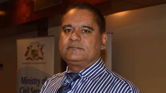 PRB : «Inacceptable que le rapport soit rédigé par des personnes qui assurent l'intérim», dit Rashid Imrith