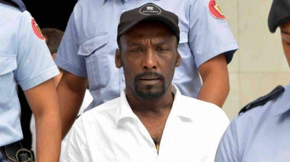 En liberté conditionnelle, Steeve Serret alias Polocco recherché pour avoir agressé un policier à coups de sabre