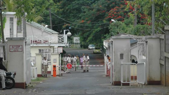 Covid-19 : la Prison Training School reconvertie en centre de quarantaine