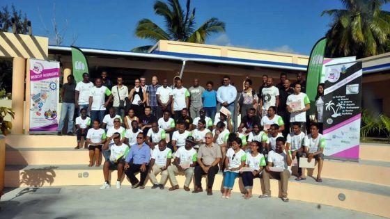 Webcup 2017 : les Réunionnais s'imposent lors de la finale à Rodrigues