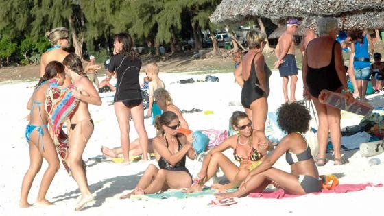 Tourisme : recul de 2,7% des arrivées en novembre