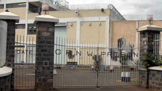 Un détenu agressé à la prison de GRNO