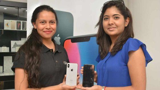 Téléphonie : première prise en main de l'iPhone X