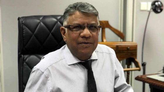 Nomination : l'ex-ministre Ashit Gungah nommé CEO du NPCC
