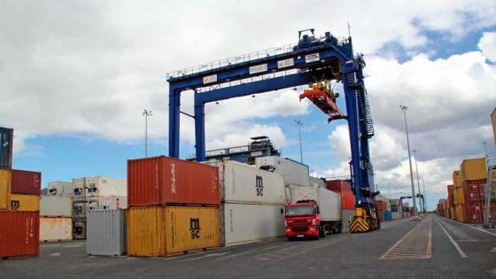 Dans le port : un «serpent» tombe d'un conteneur et reste introuvable, selon des employés de la CHC