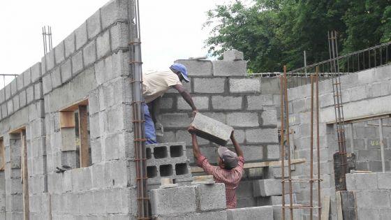 Construction - Bâtiments résidentiels: plus de 32 000 permis en cinq ans