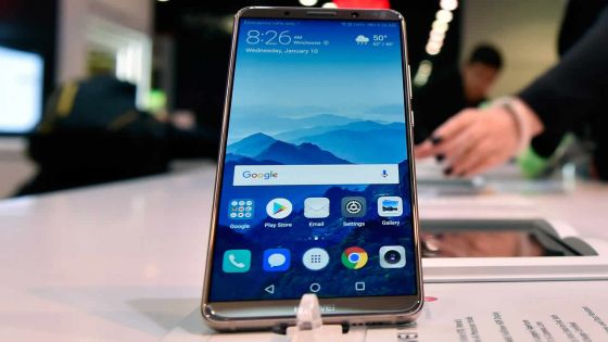 Android Authority - Huawei Mate 10 Pro nommé «Meilleur Smartphone 2017»