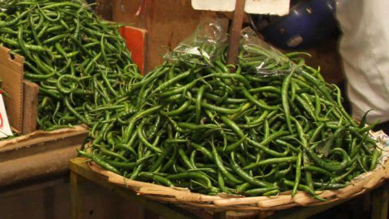 A Rs 300 le kilo : le piment se vend au prix fort !