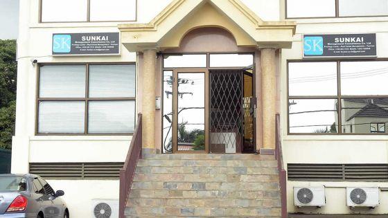 L'affaire Sunkai ajournée au 24 mars 2020