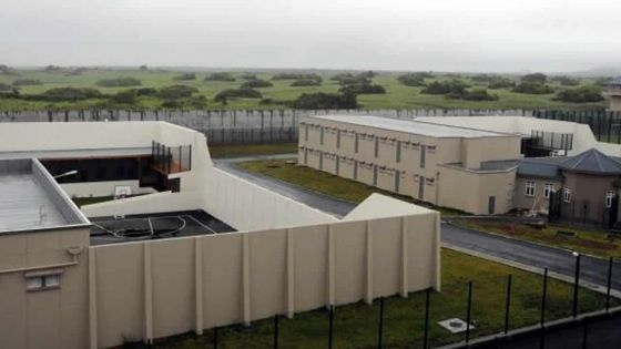 Prison de Melrose: un détenu malmené