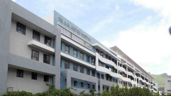 Jeetoo : le seul hôpital à ne pas avoir une unité de réanimation