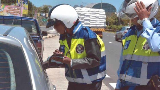 Explications sur les contraventions pour excès de vitesse