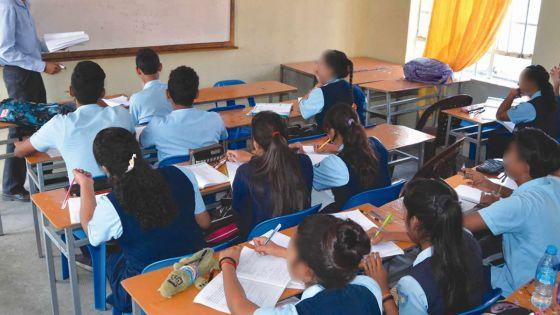Plus de Rs 550 millions allouées aux collèges privés