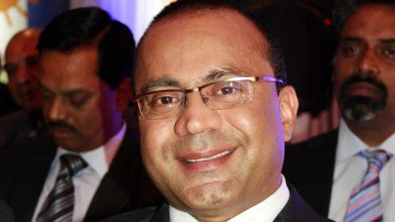 Le Chief Whip est « très surpris » par la démission de Vishnu Lutchmeenaraidoo
