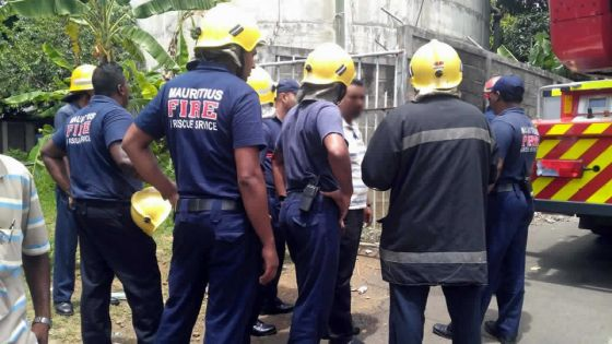 Mauritius Fire and Rescue Service : 200 nouvelles recrues sans uniformes