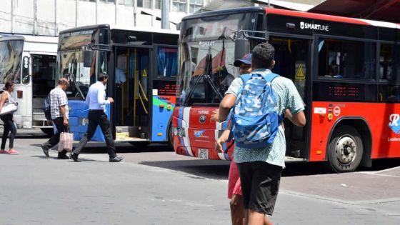 Soutien financier aux 5 grandes compagnies d'autobus