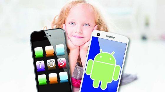Téléphonie : comment protéger les enfants qui utilisent nos smartphones